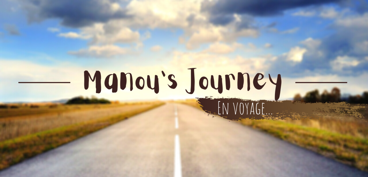 Manou's journey